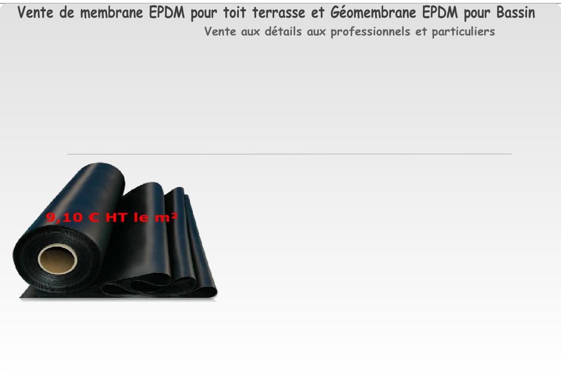 B che epdm membrane epdm carlisle pour tanch it de toit for Bache pour bassin professionnel